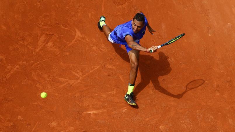 Kyrgios déclare forfait — Roland-Garros