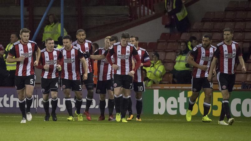 L'équipe de Sheffield United retrouvera la Premier League la saison prochaine.