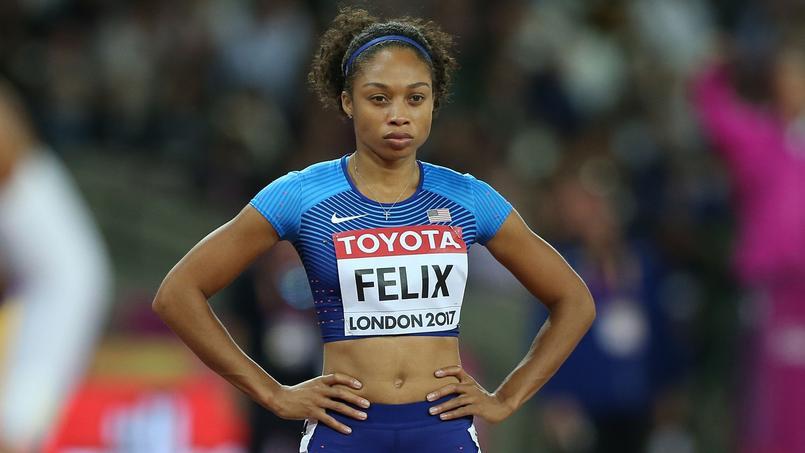 Allyson Felix a décroché six titres olympiques depuis le début des années 2000.