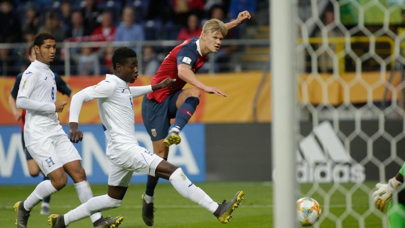 CDM U20 / Norvège - Honduras : nonuplé pour un jeune Norvégien !