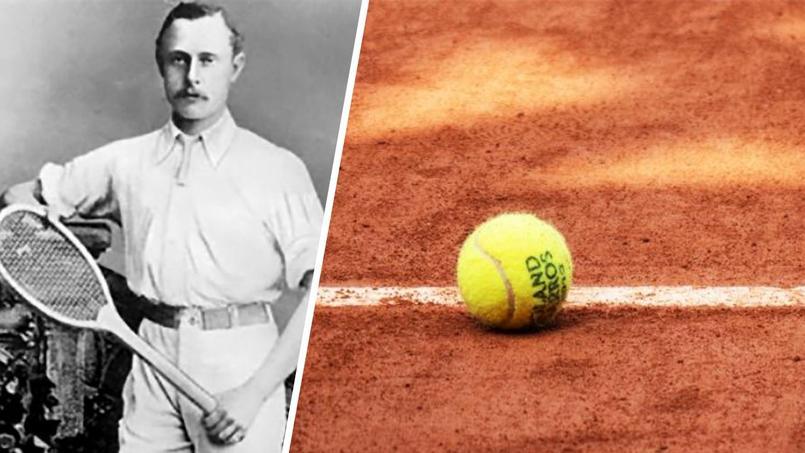 0e262a0d67 Roland-Garros: l'invention anecdotique de la terre battue… par un Anglais