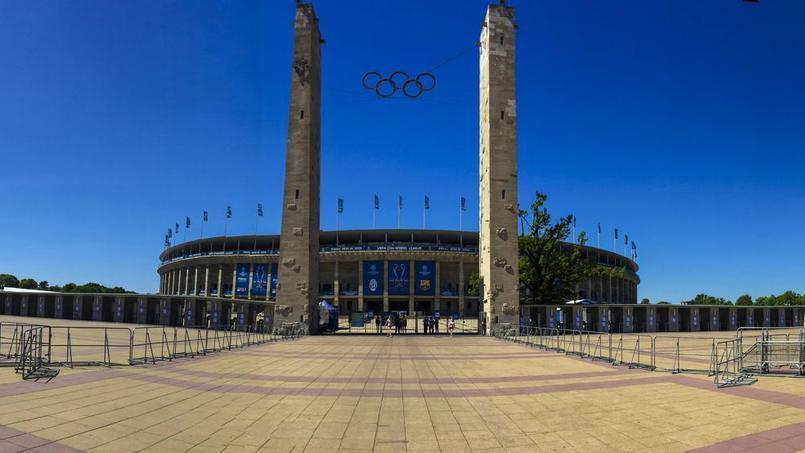 L'Olympiastadion de Berlin
