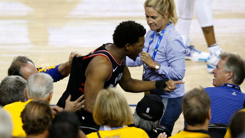 NBA: Golden State s'accroche à son trône et écoeure Toronto