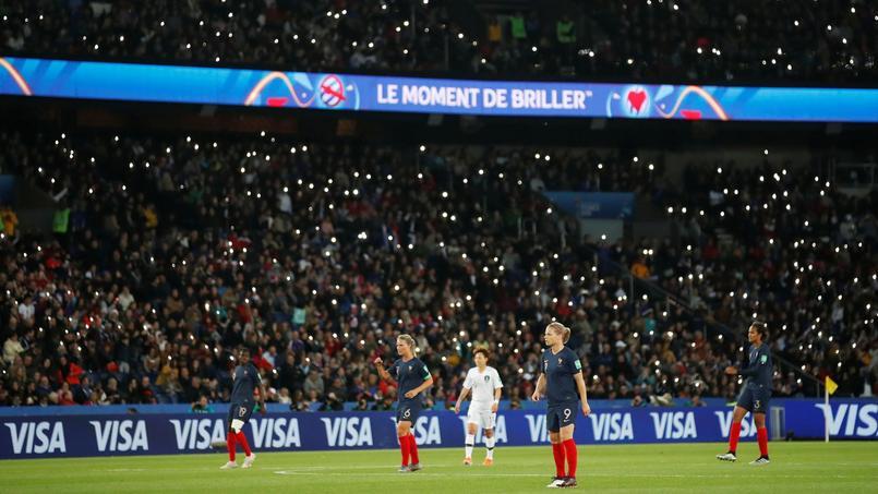 Les Bleues ont idéalement lancé leur Mondal face à la Corée du sud (4-0).