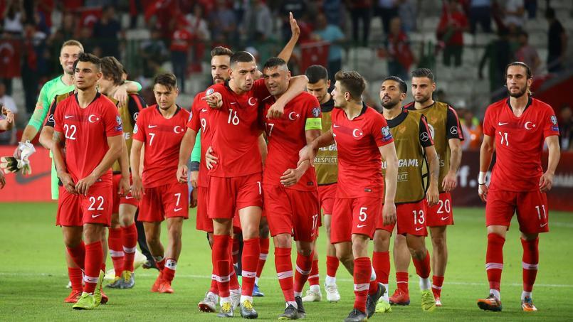 L'équipe nationale de Turquie