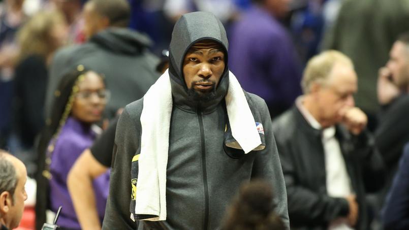 Kevin Durant avec Golden State
