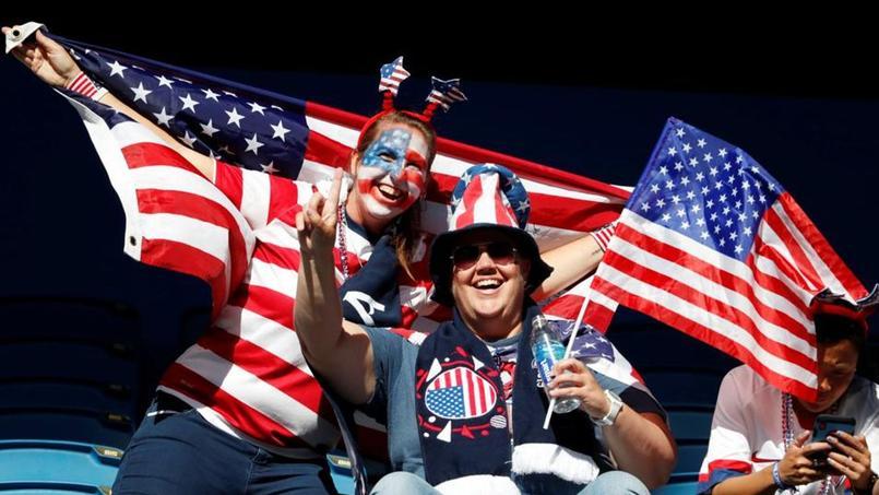 Le Parc des Princes comptera un quart de spectateurs américains vendredi soir.