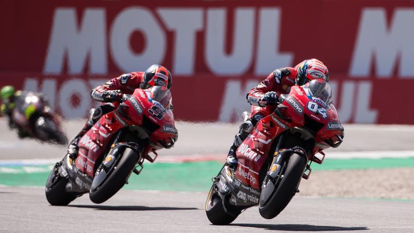 Le Grand Prix des Pays-Bas de MotoGP