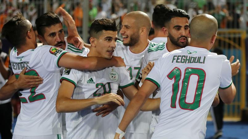 L'Algérie a surclassé la Guinée dimanche soir en 8es de finale de la Coupe d'Afrique des nations.