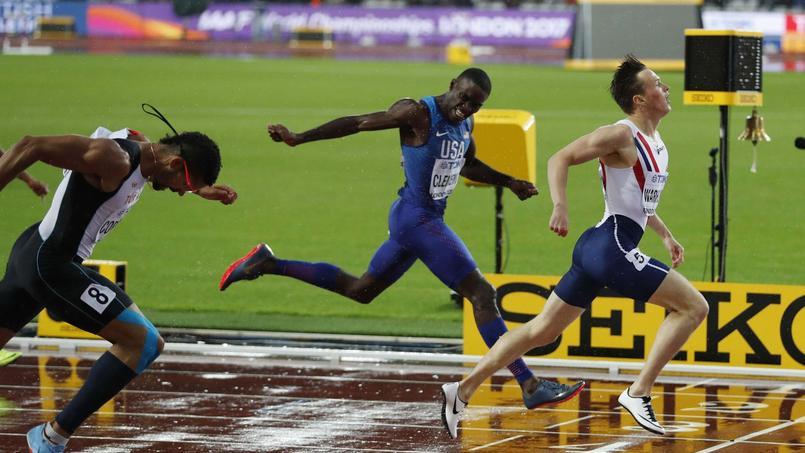 Le 400 mètres des Championnats du monde 2017