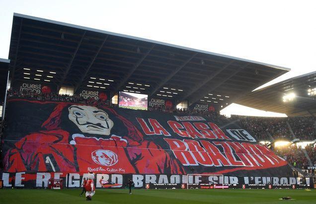 Le Stade Rennais à l'honneur dans la série 'La Casa de Papel'