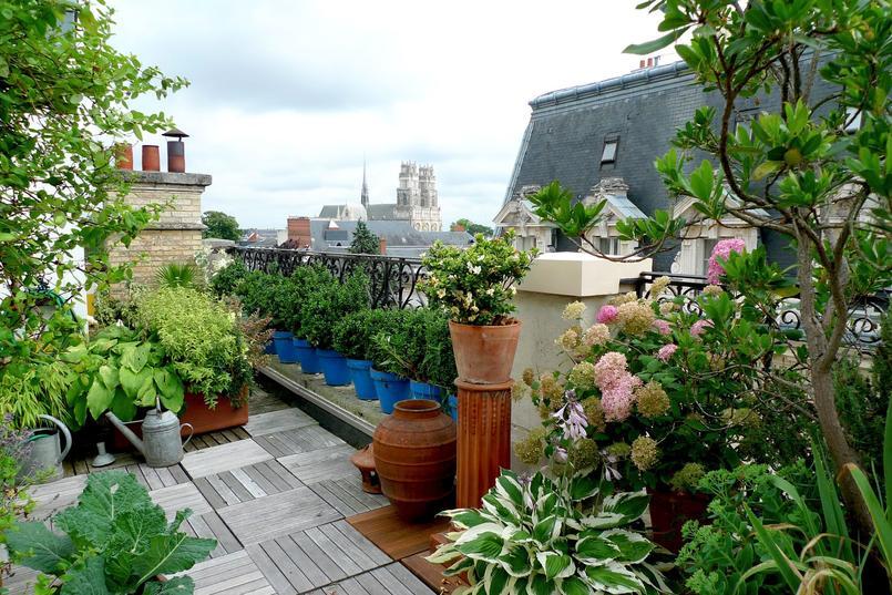 Comment Amenager Un Jardin Sur Son Balcon