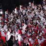Les athlètes nord-coréens et sud-coréens défilent côte à côte aux cérémonies d'ouverture et de clôture. Une parenthèse d'apaisement entre les deux nations toujours officiellement en guerre.