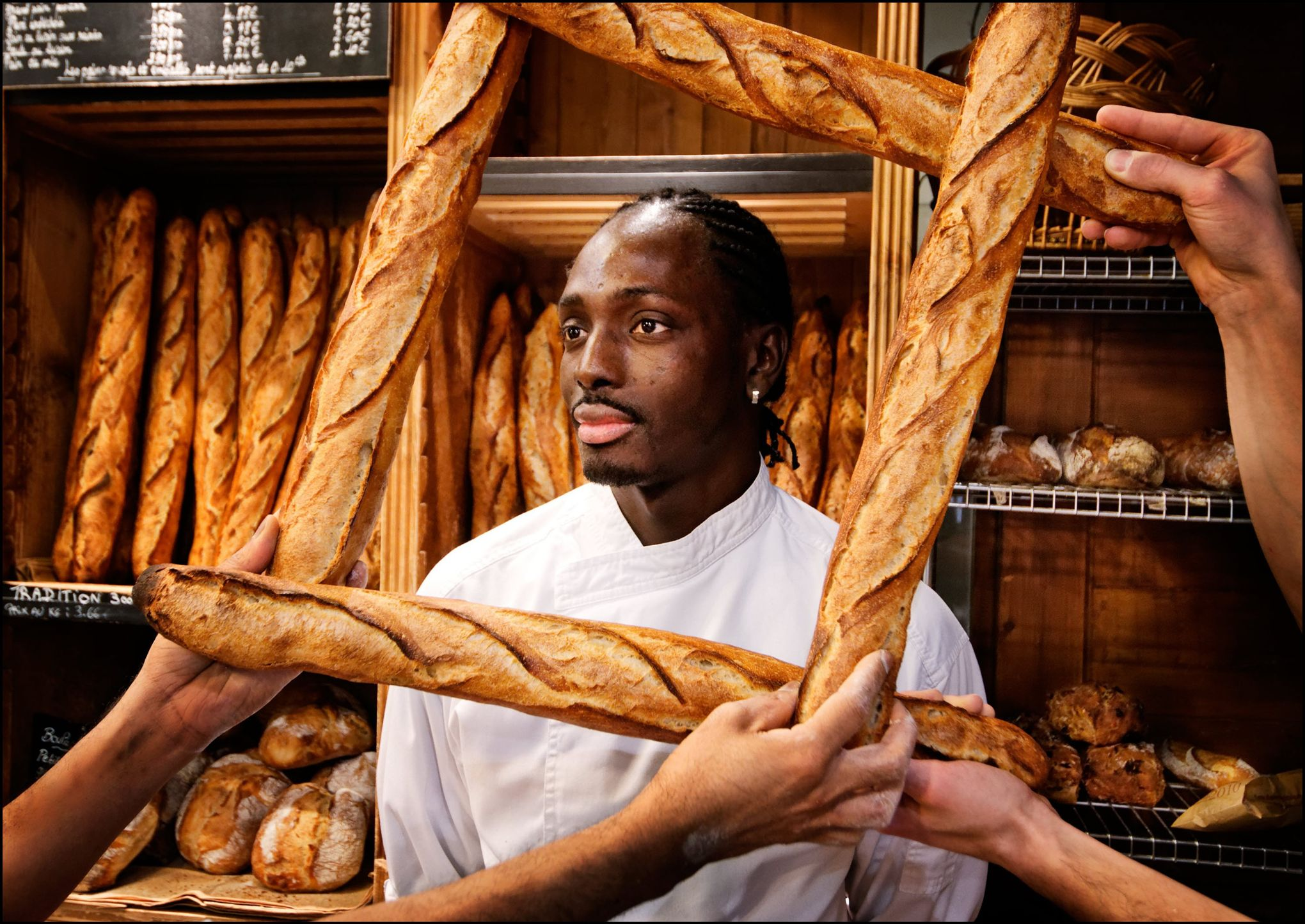 Bonne boulangerie paris 10