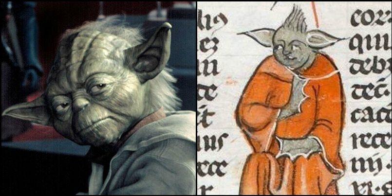 Star Wars Maitre Yoda Vit Depuis 700 Ans Et Serait Ne En France