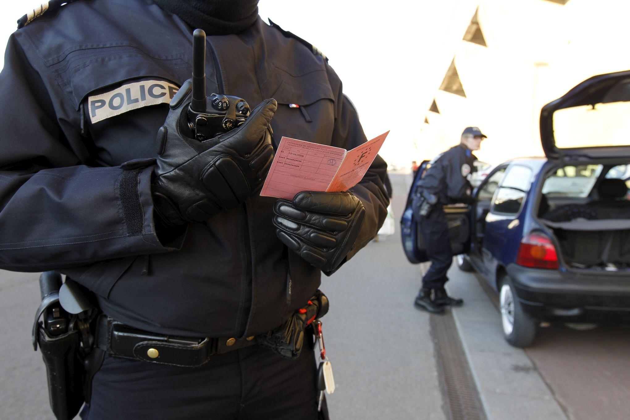 Que Faire Quand La Police S Empare De Votre Permis