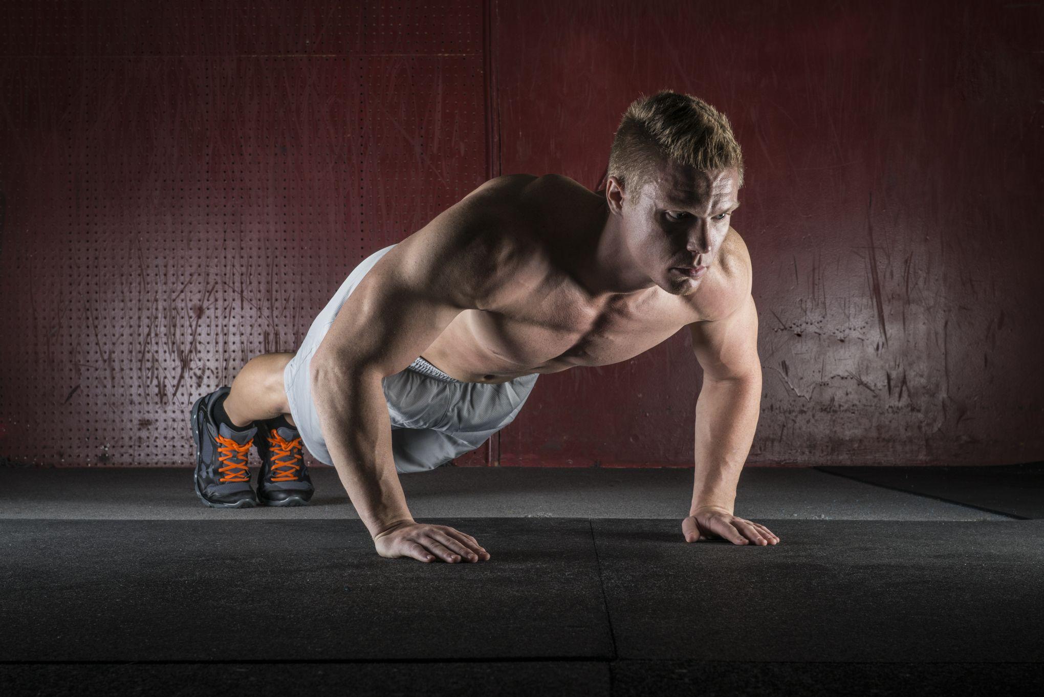 Comment muscler son torse avant l été   eeb71345a17