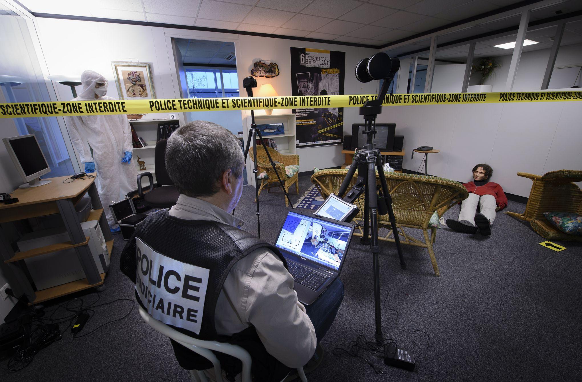 police scientifique nouvelles techniques de recherche et dinvestigation