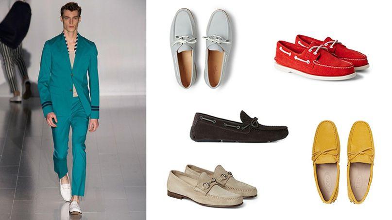 d22db42f588 Quelles chaussures d été porter quand on est un homme