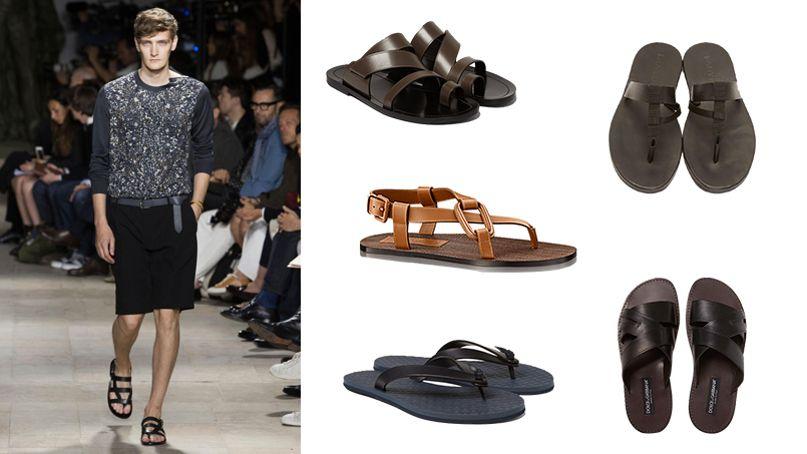 3c45f4f1f761 Quelles chaussures d'été porter quand on est un homme?