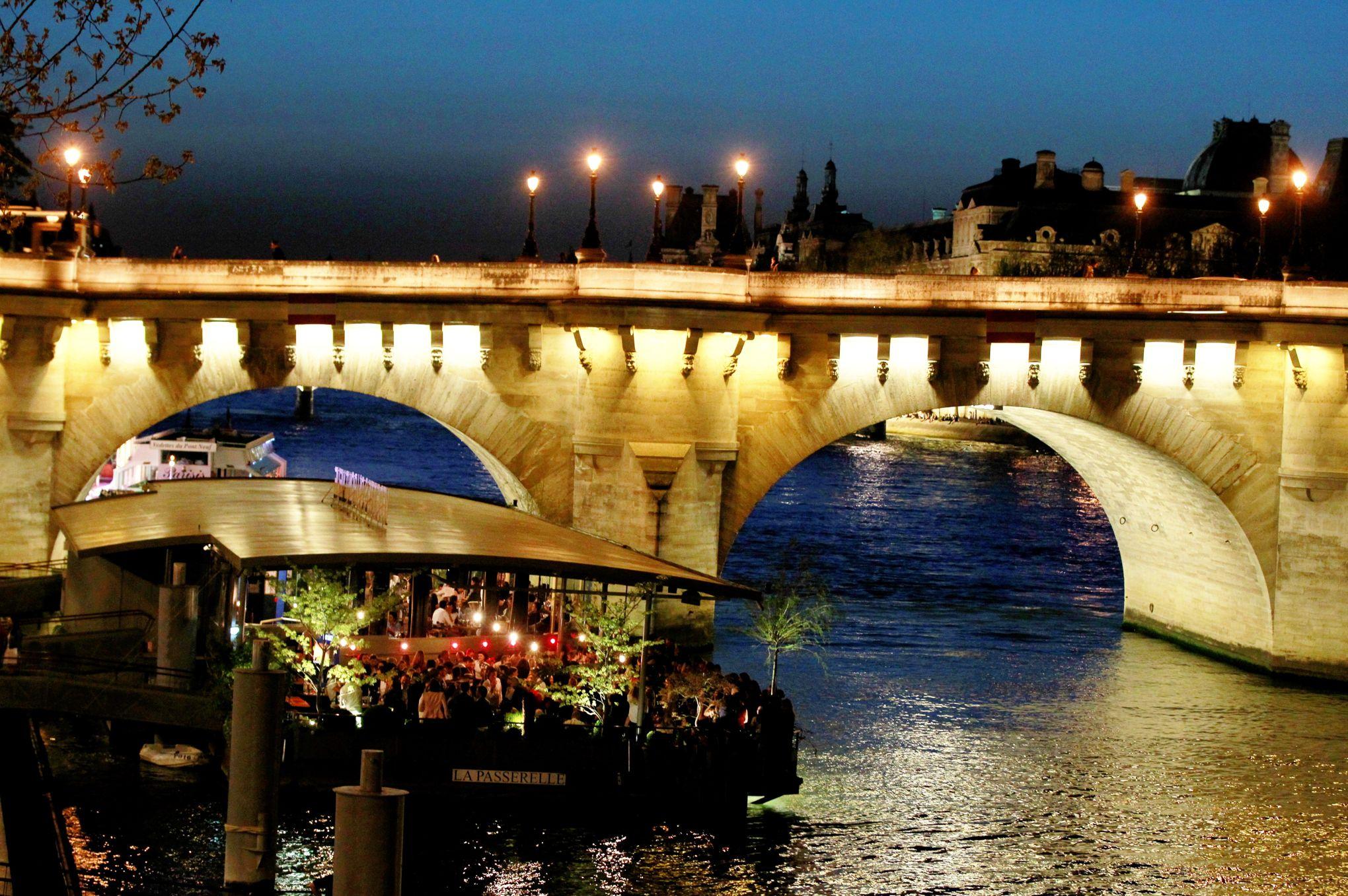 Restaurant Peniche Paris
