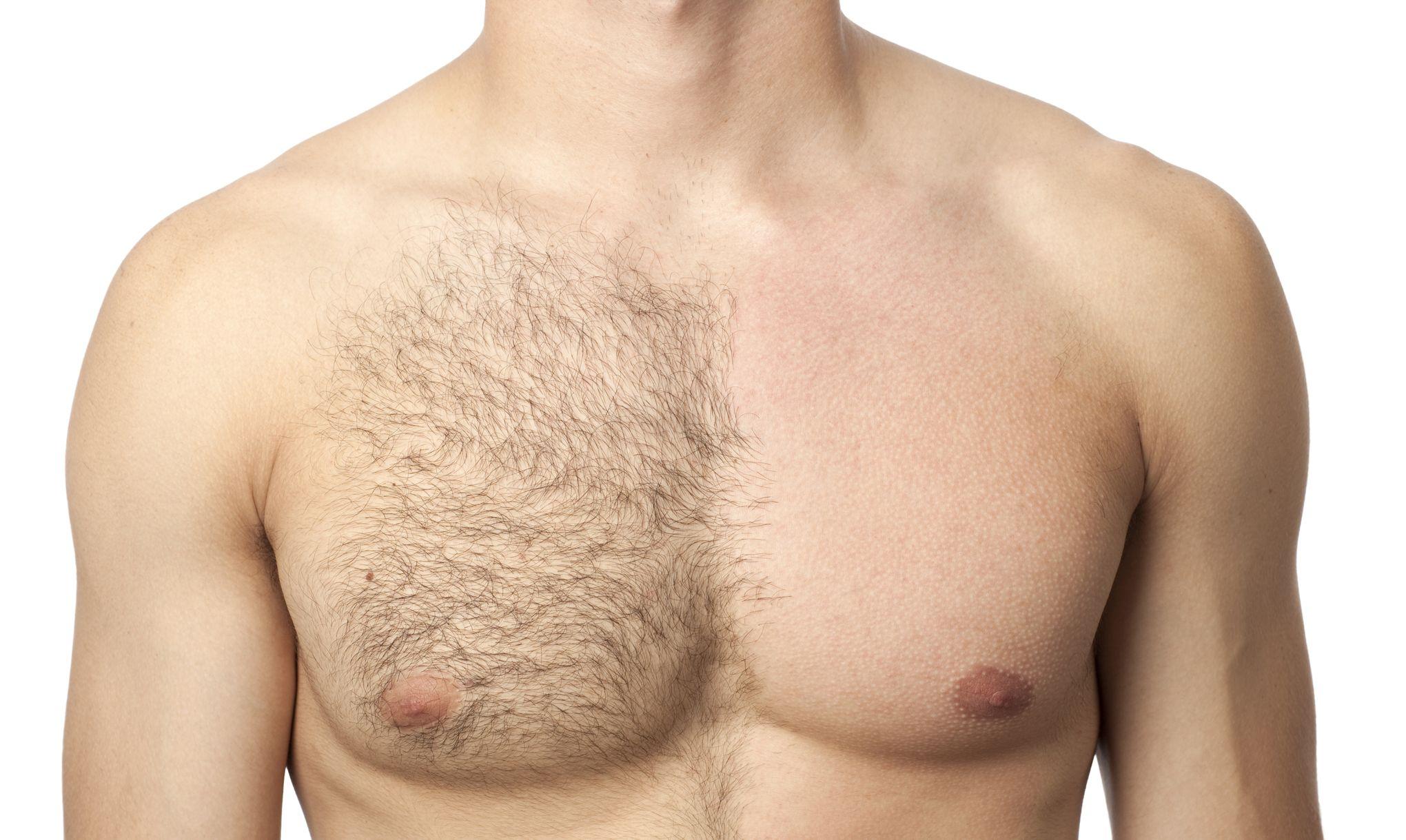 Épilation masculine : jusqu'où faut-il aller?