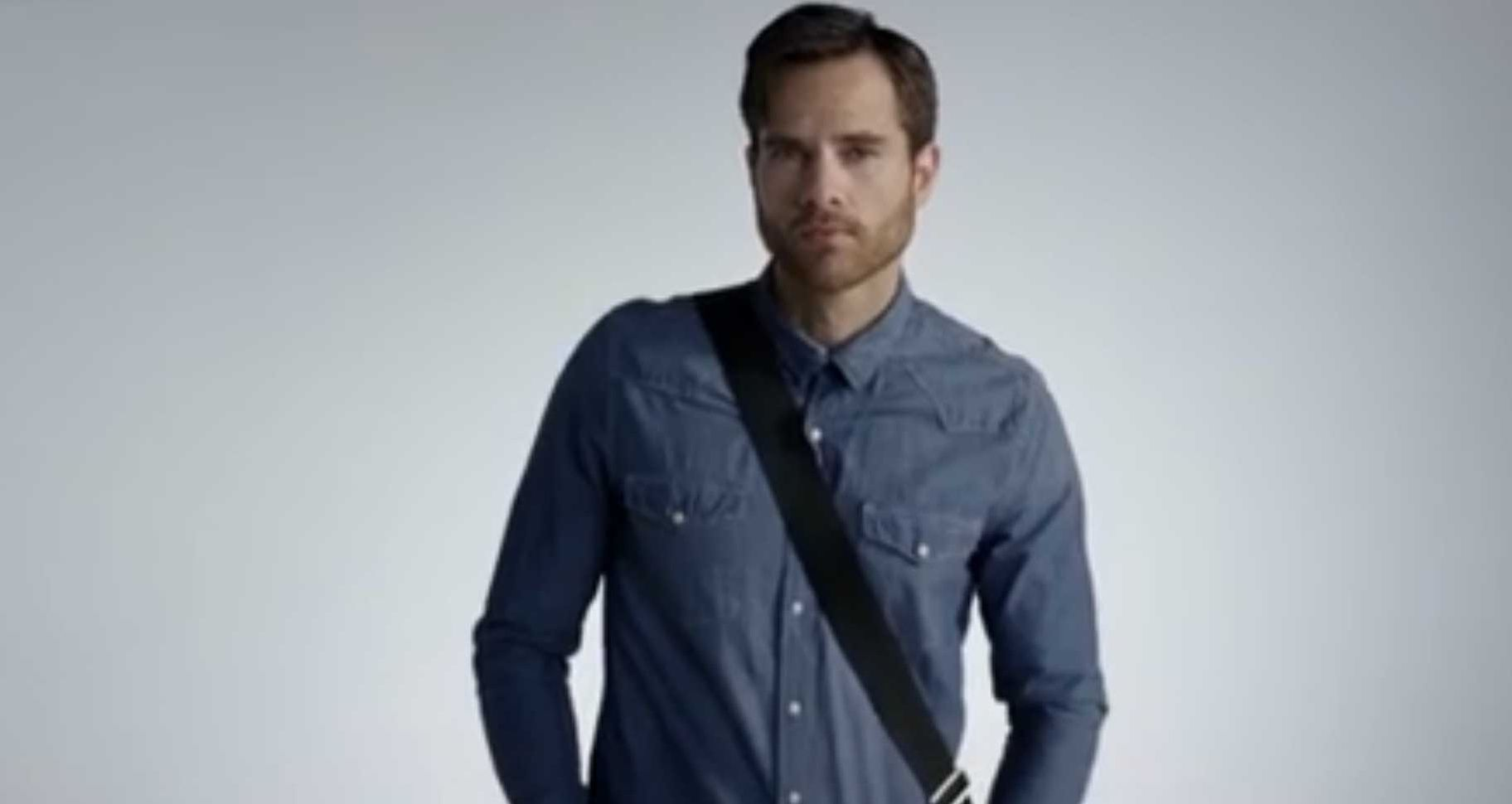 Regardez 100 ans de mode masculine en 3 minutes
