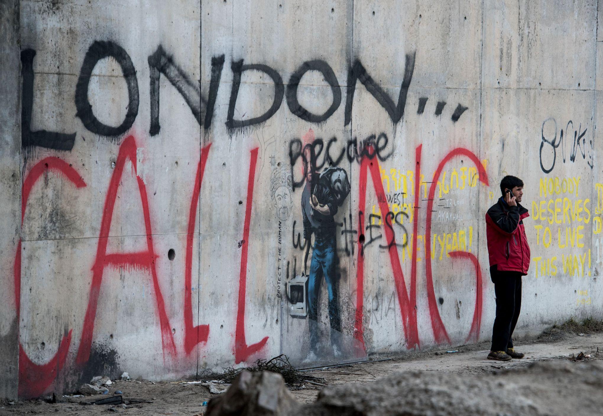 Pourquoi Les Migrants Veulent Absolument Passer En Angleterre