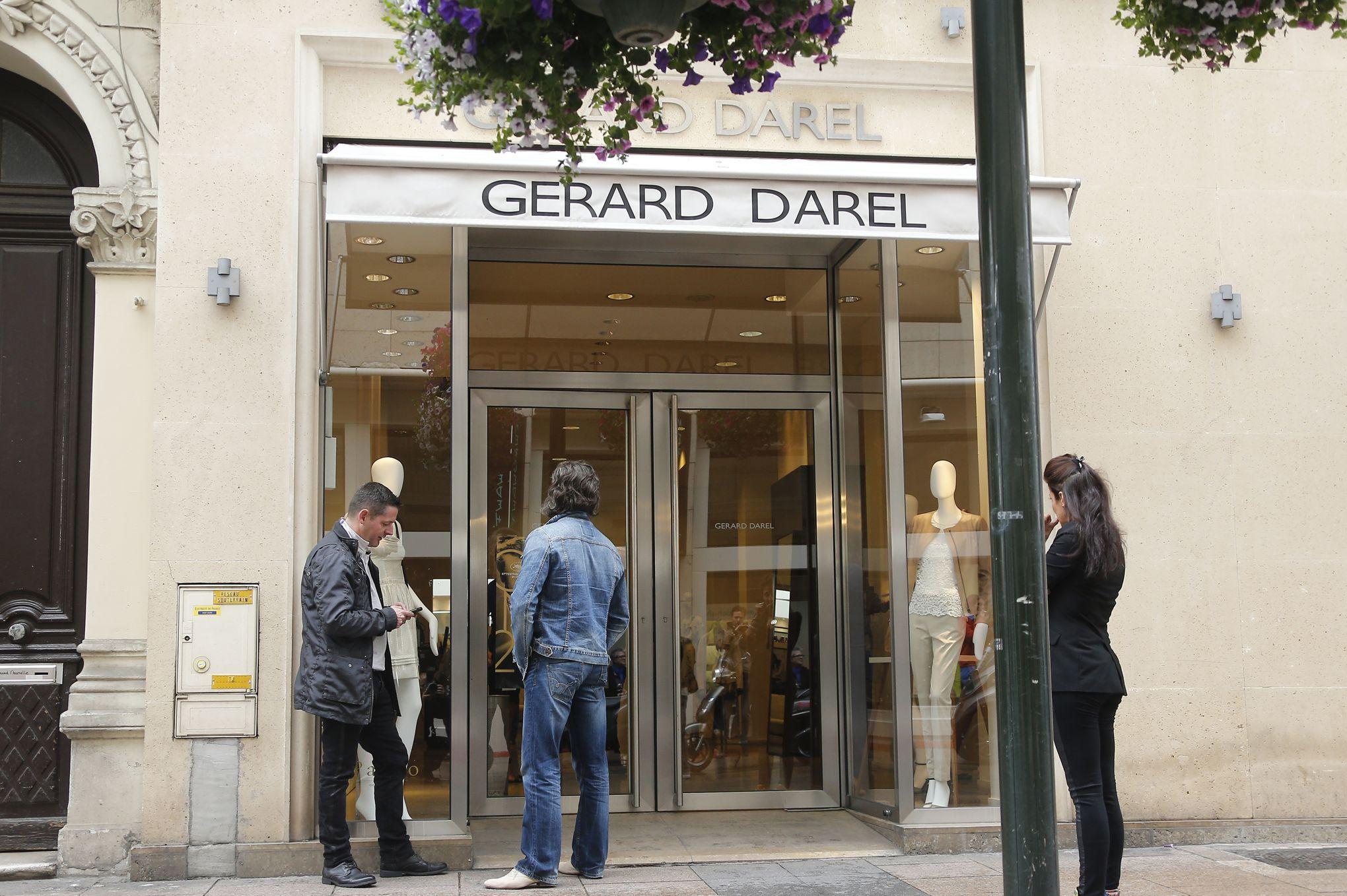 8f0862838e4fe KKR candidat à la reprise de Gérard Darel