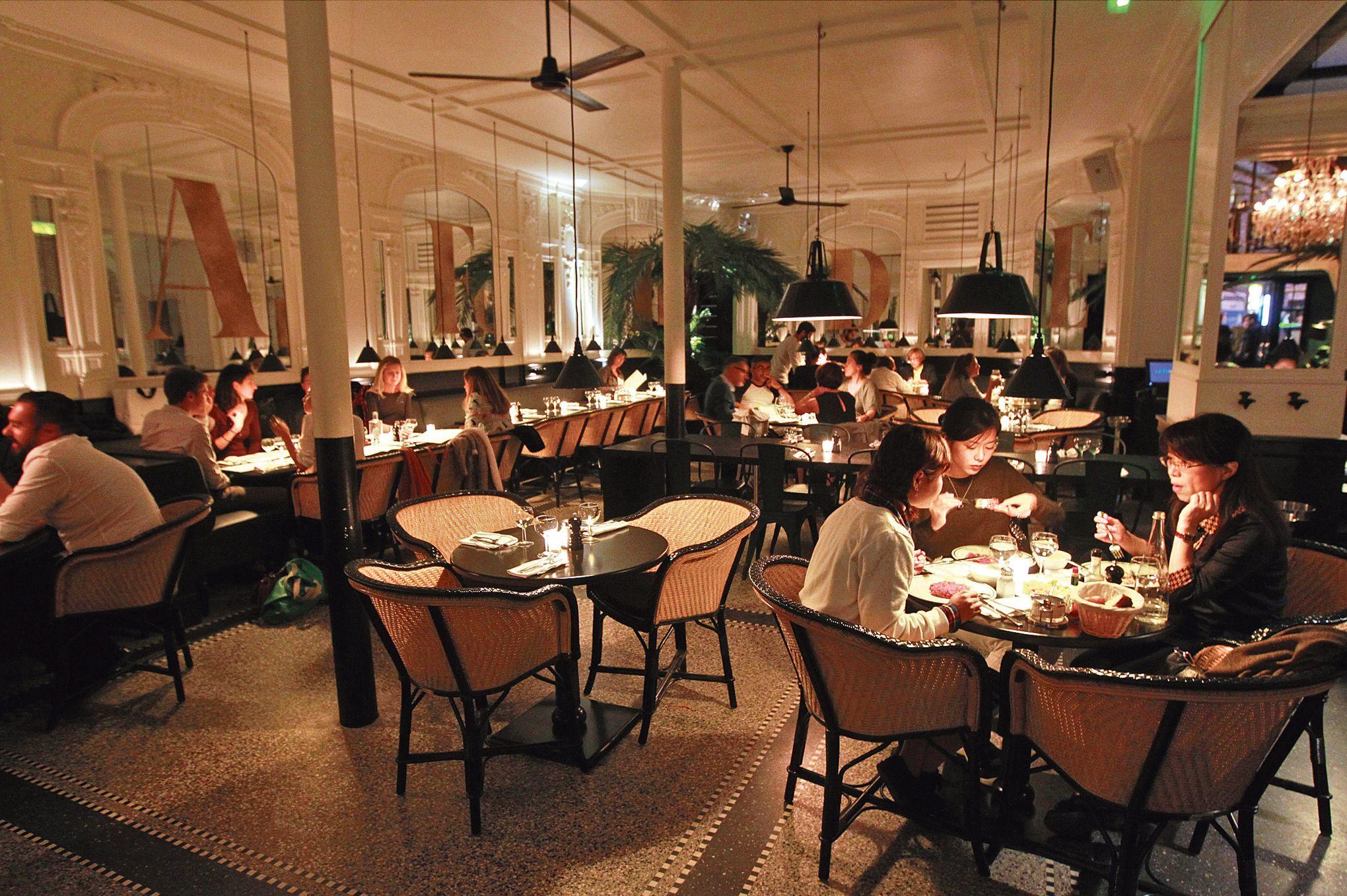 Restaurant  Ef Bf Bdtudiant Paris