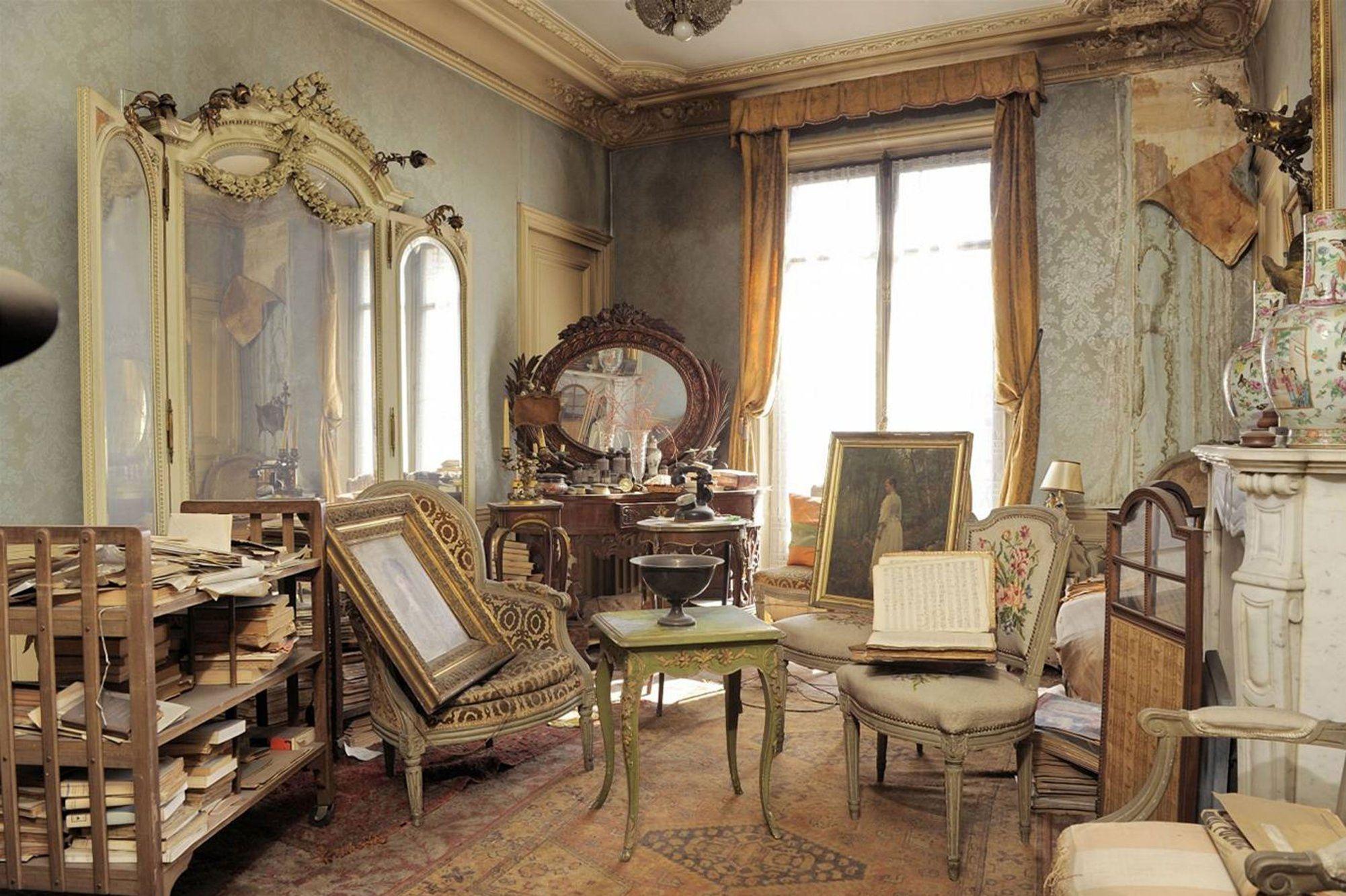 L'Appartement oublié, le temps retrouvé de Marthe de Florian