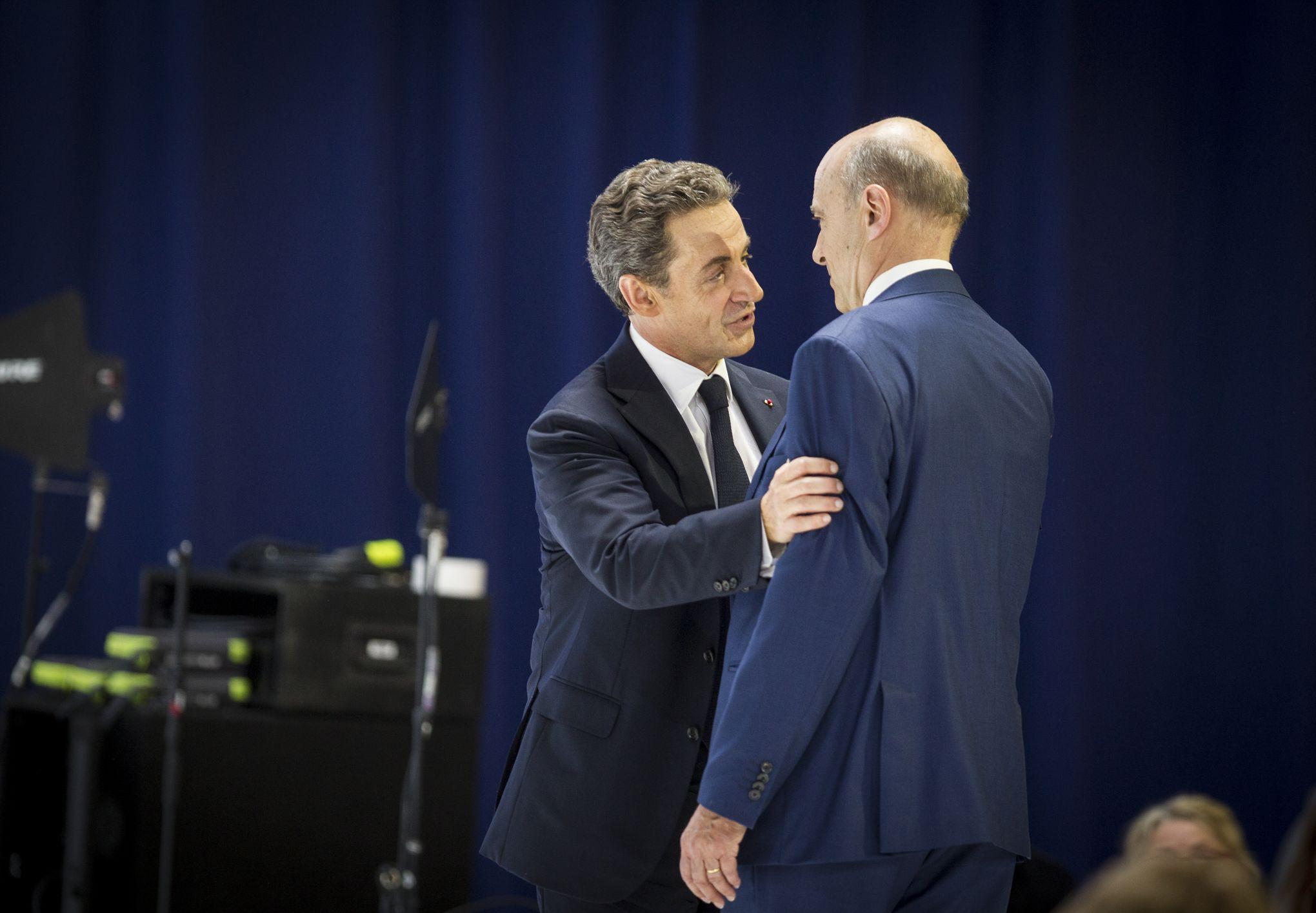 Primaire des Républicains   Sarkozy et Juppé, à chacun sa stratégie 81c22238104