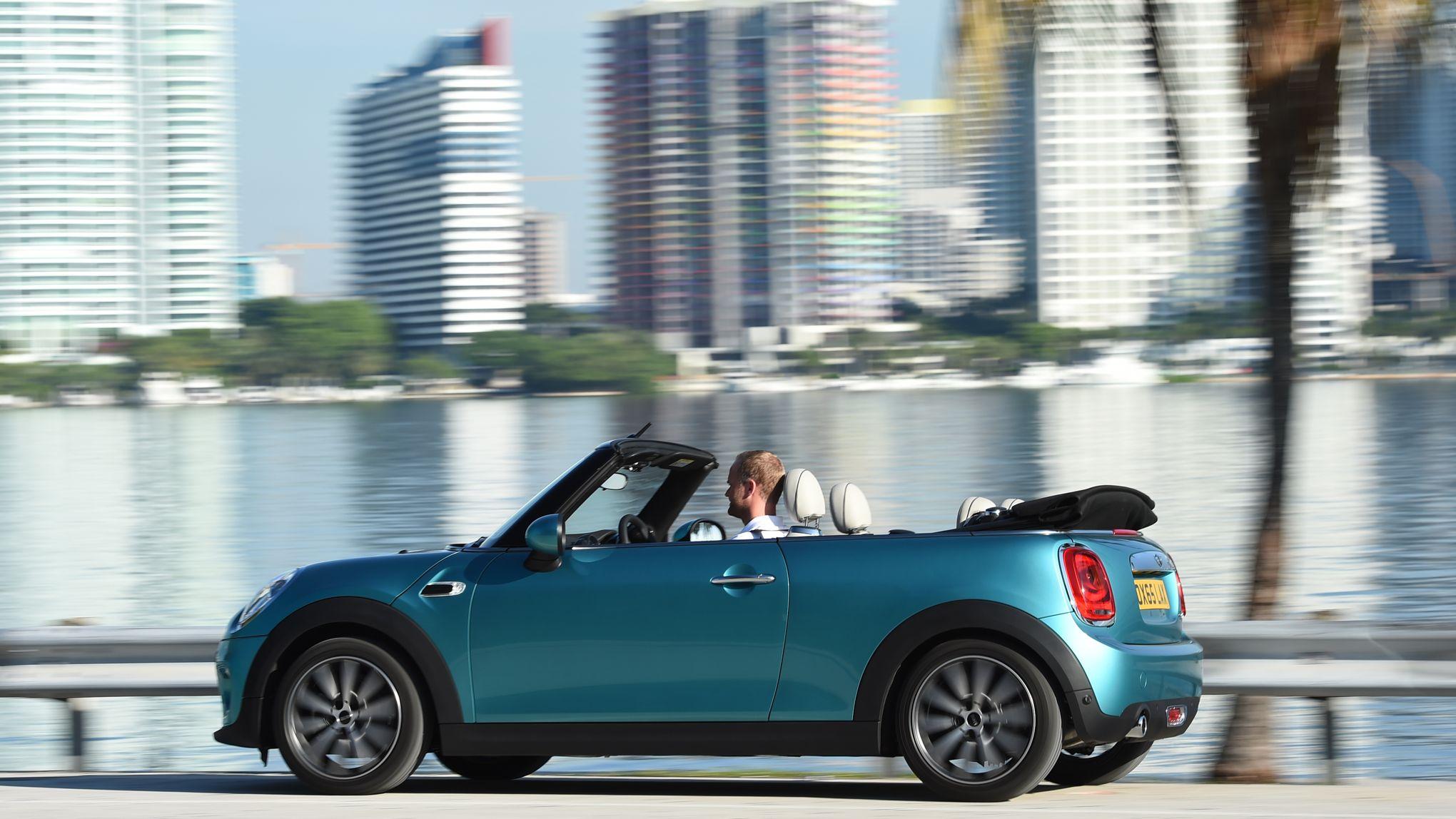 recherche roadster mini cabriolet