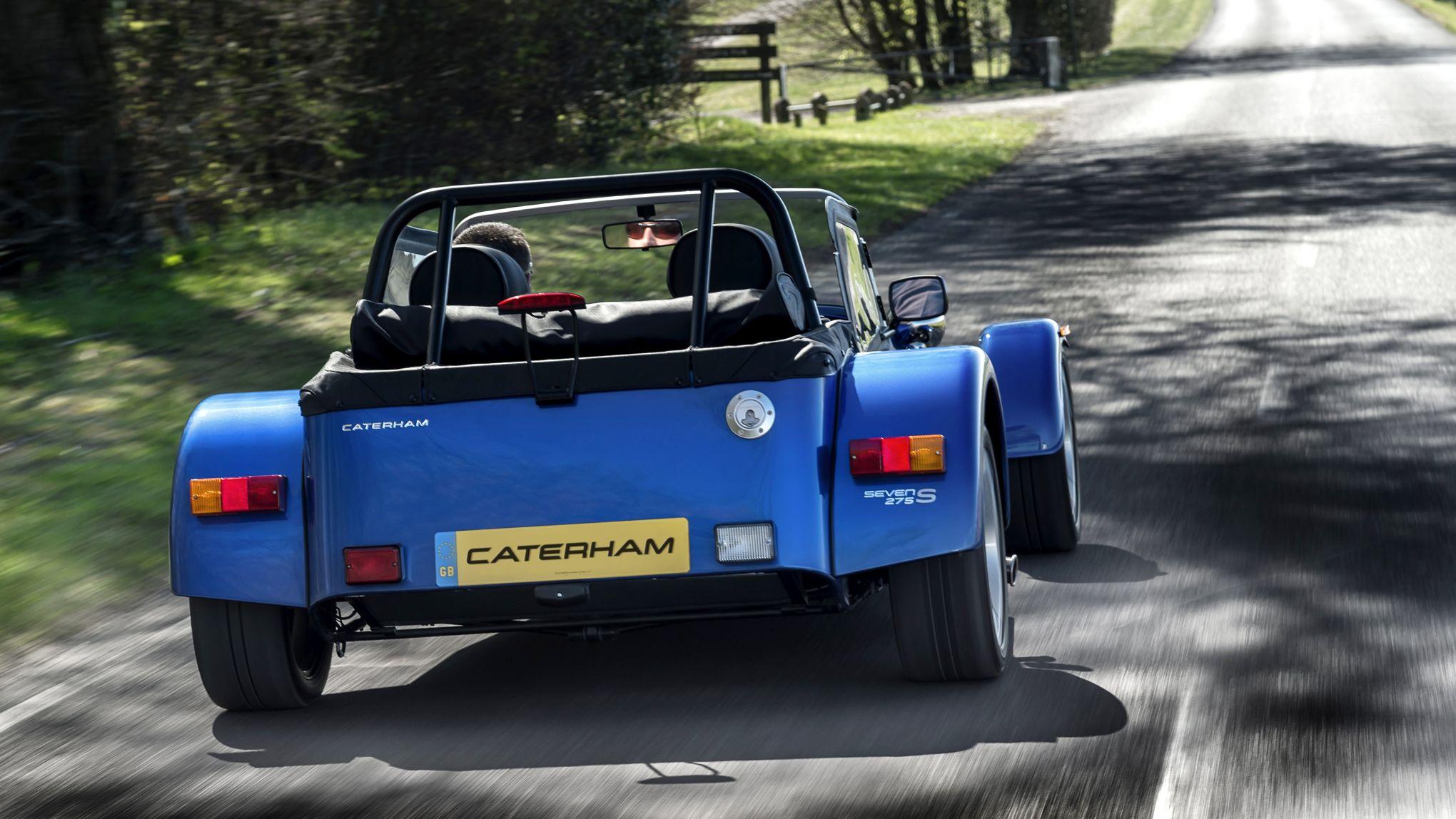 Caterham L'état Roadster Seven À 275Le Pur Nv08nmw