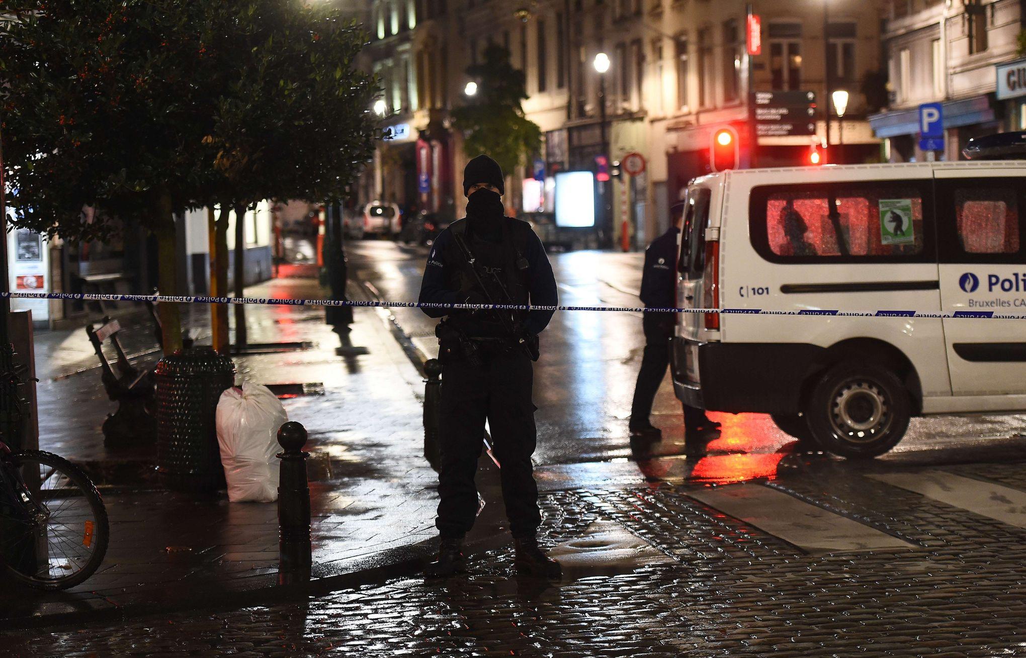 Bruxelles paralysée par la menace terroriste
