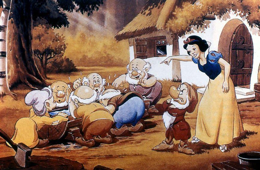 dessin animé de Disney ayant des rapports sexuels
