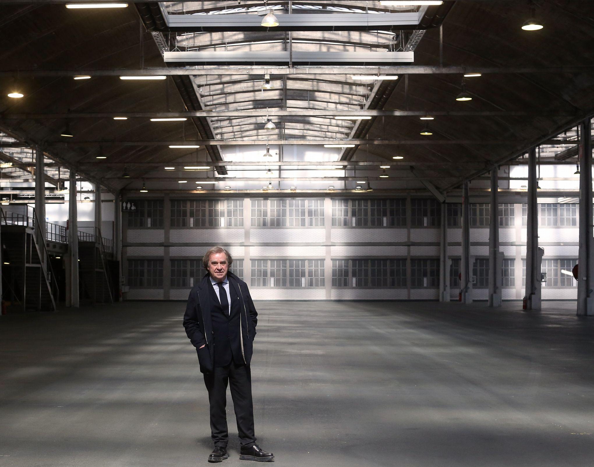 Halle Freyssinet Wilmotte jean-michel wilmotte, l'architecte qui redessine paris
