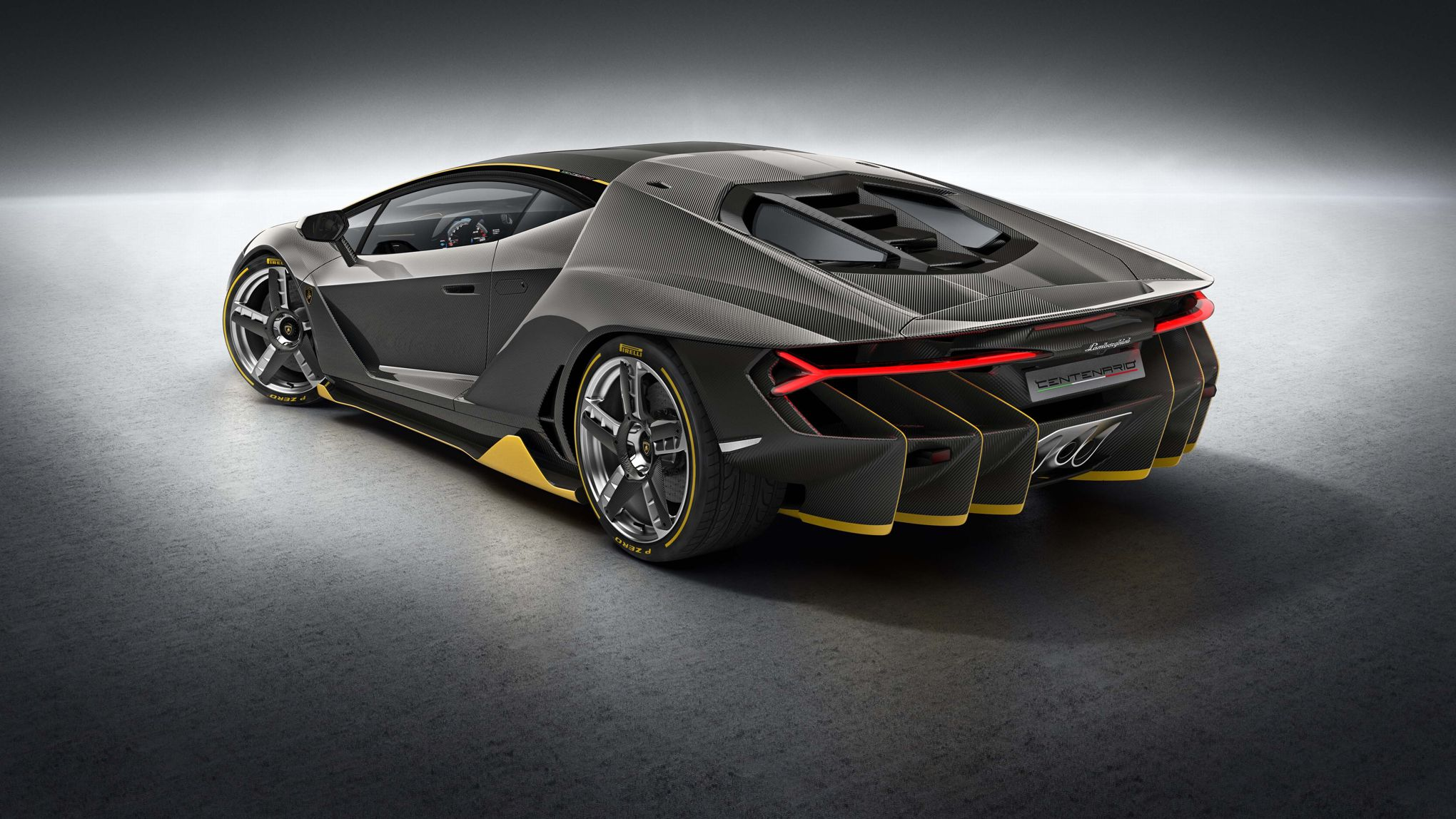Lamborghini Centenario Le Grand Mechant Look