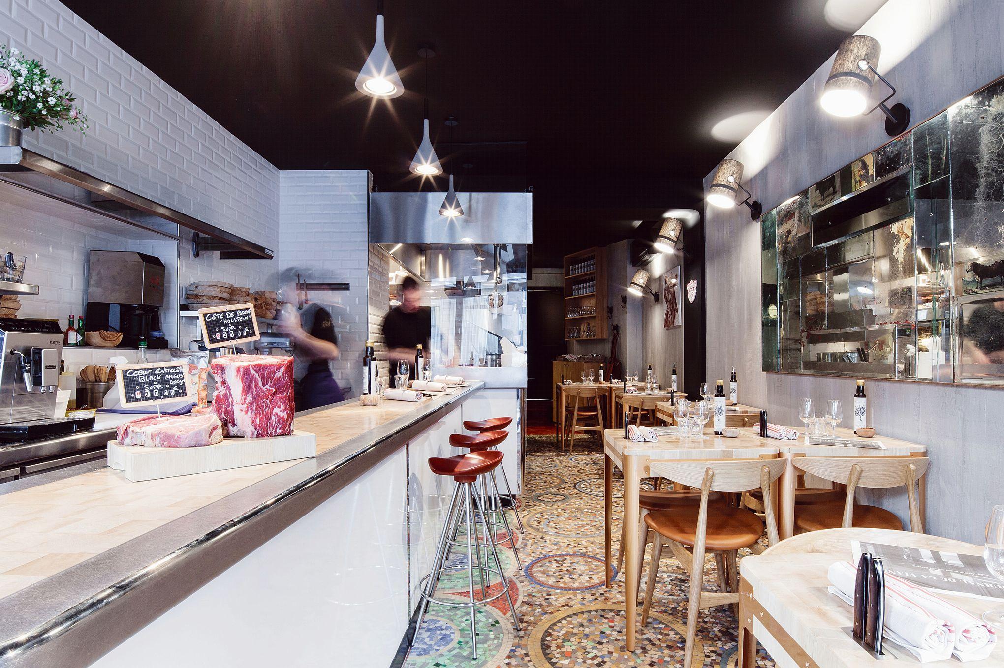 A G E Paris Restaurant