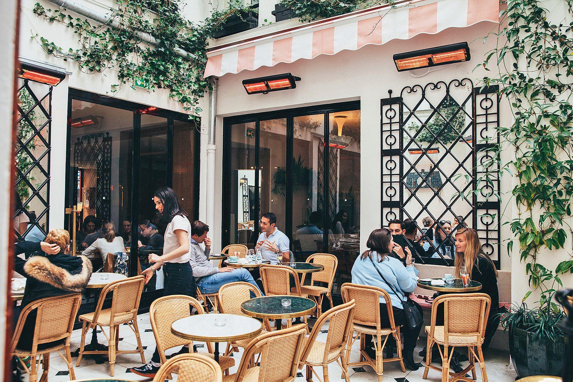 Les Terrasses De L Ete 2016 A Paris