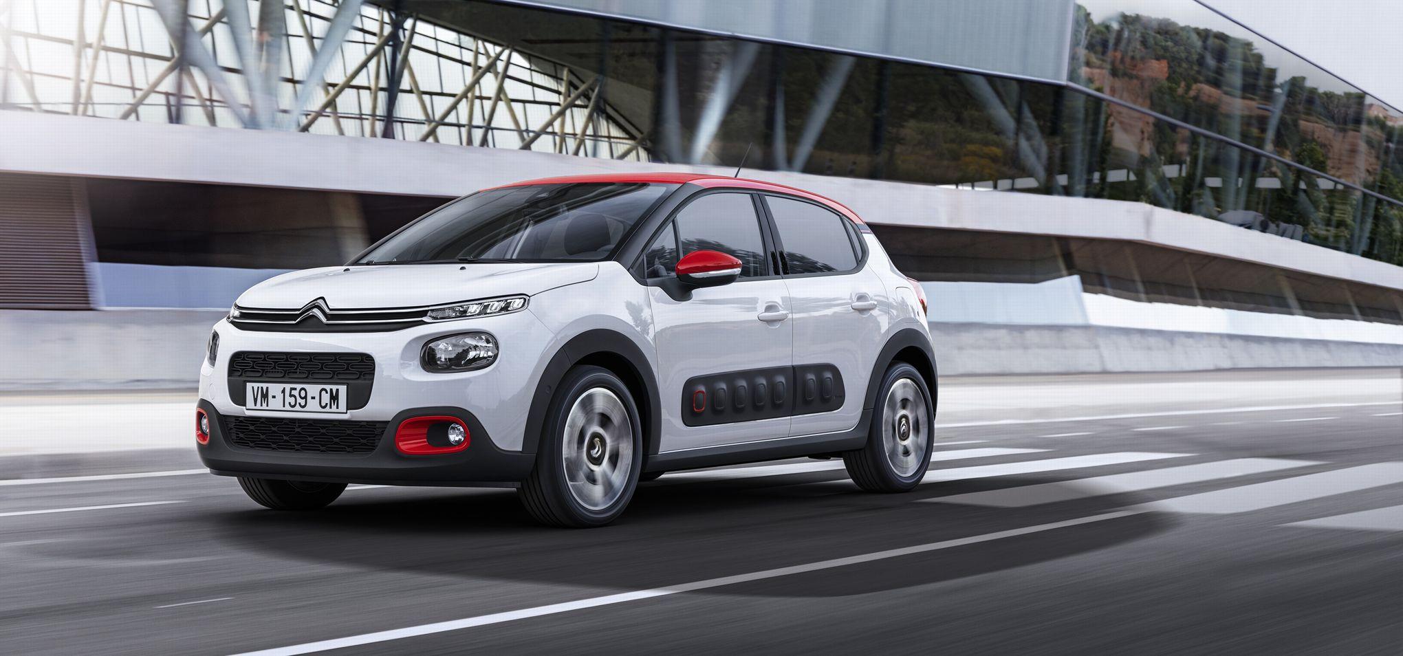Nouvelle Citroën C3 : une mini-Cactus