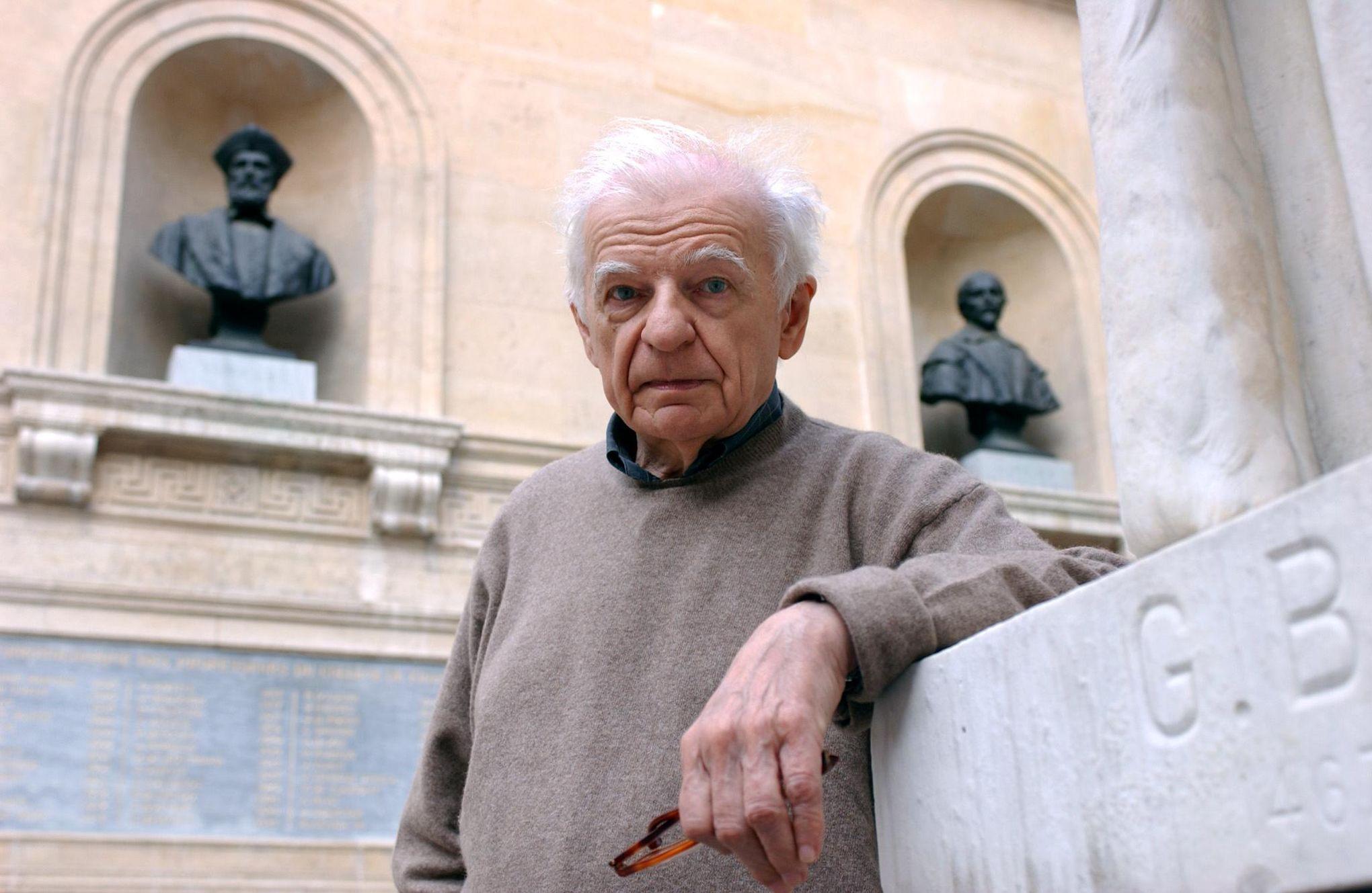 Sculpteur Peintre Et Poete Francais yves bonnefoy, un grand poète est mort