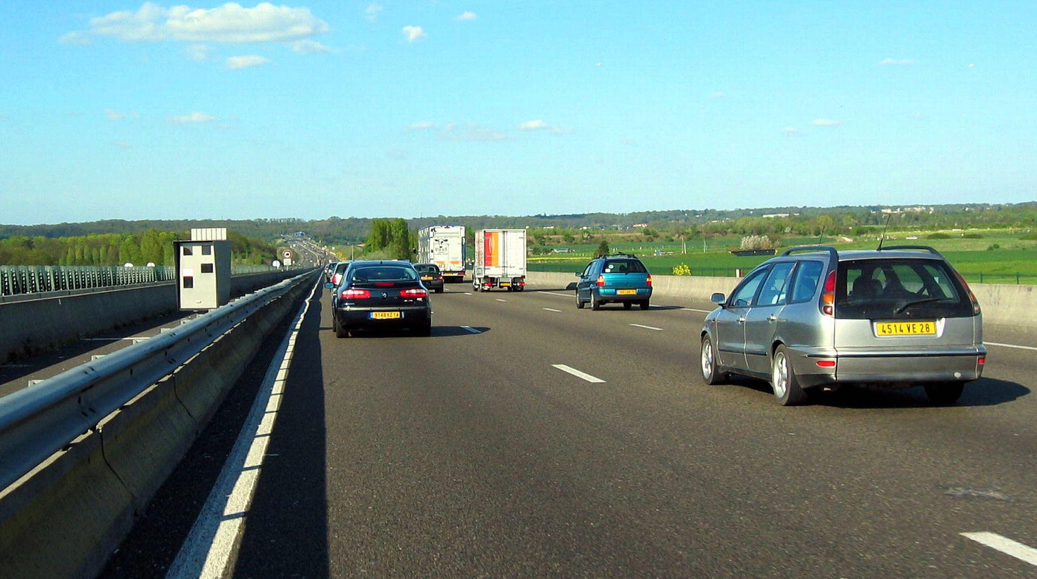 Vitesse Sur Autoroute : la vitesse sur autoroute un coupable id al ~ Medecine-chirurgie-esthetiques.com Avis de Voitures