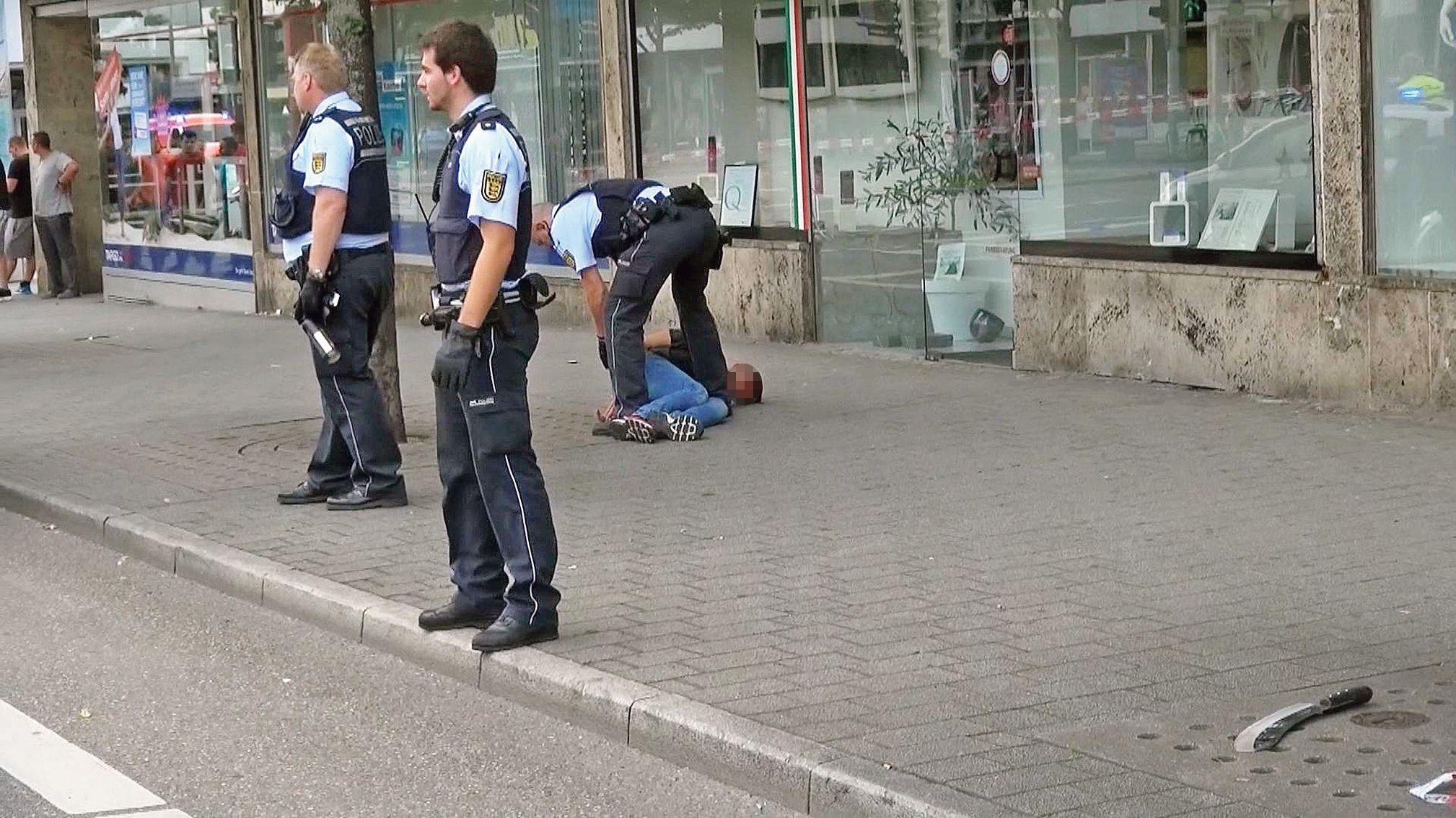 Allemagne: un mort dans une agression à la machette