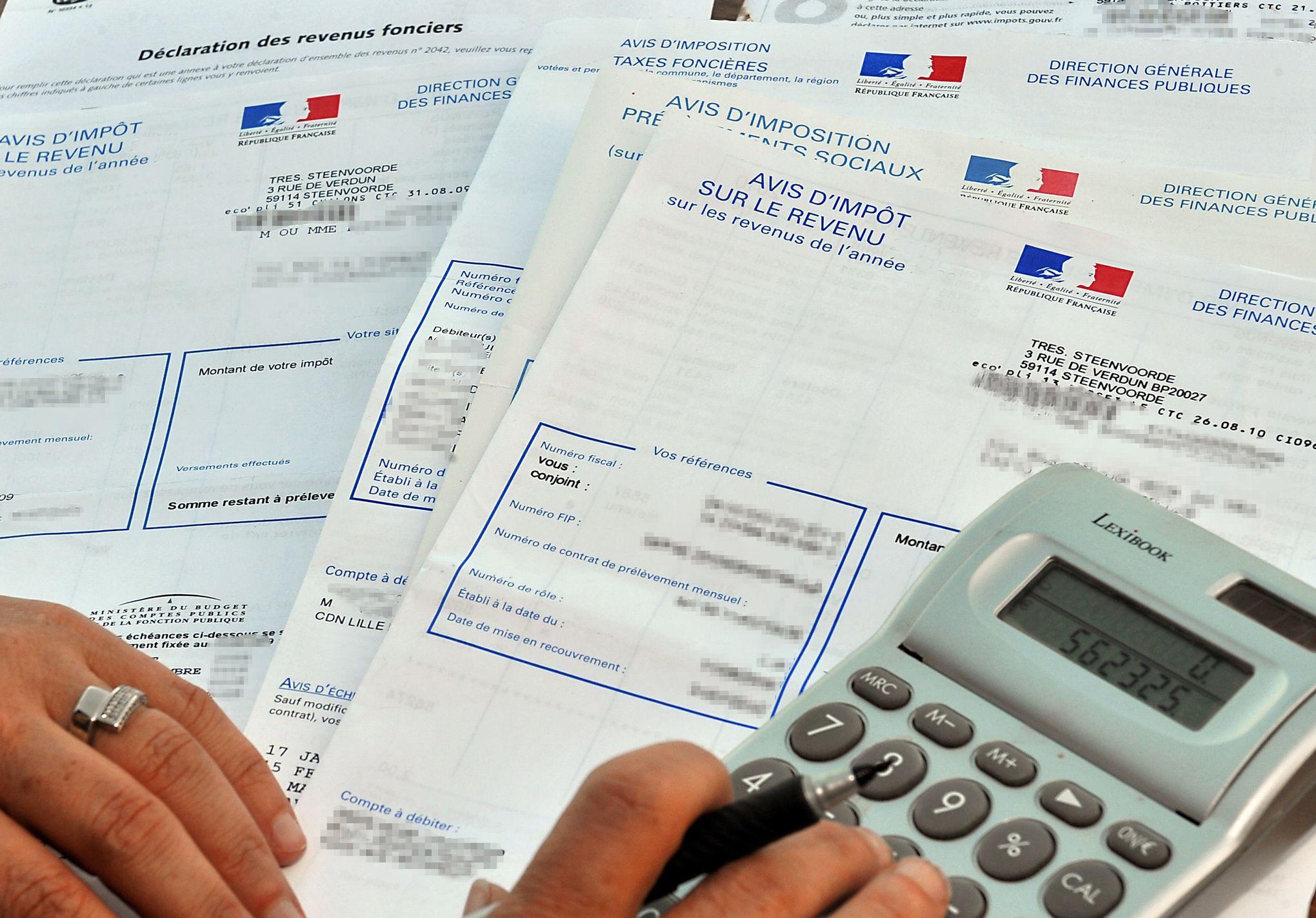 Impots Les Salaries Francais Sont Les Plus Taxes D Europe