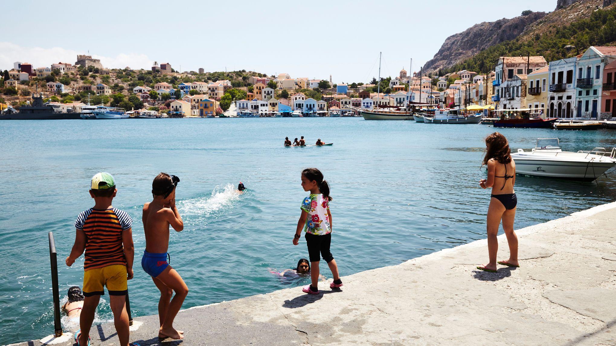 46c1412685ff Kastellorizo, aux confins de la Grèce