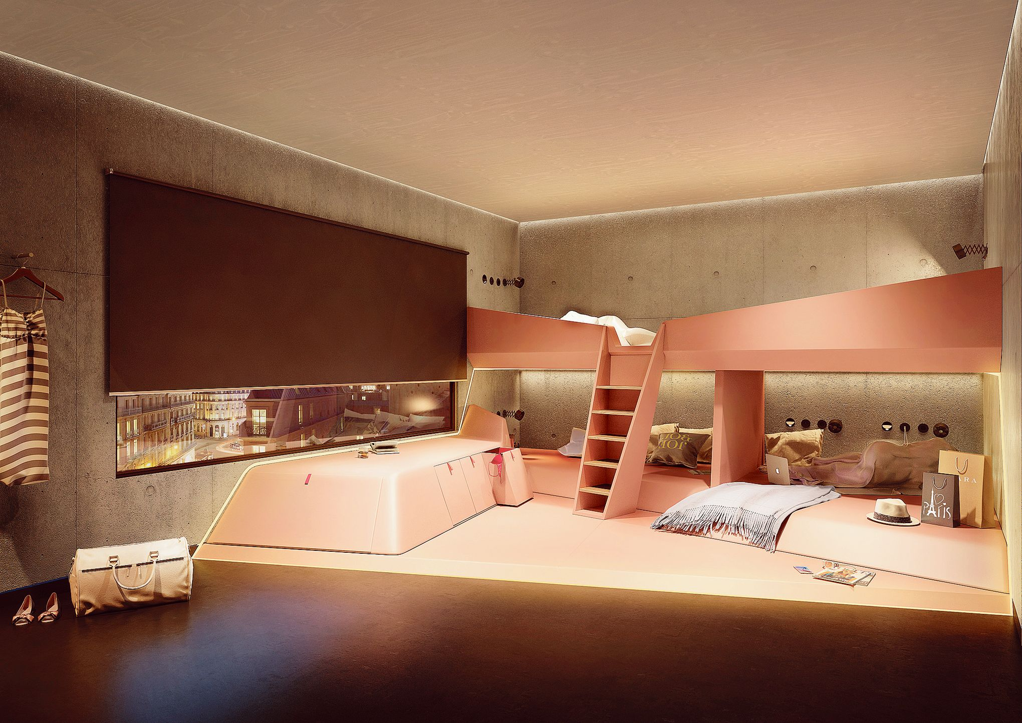 accor veut r inventer l 39 auberge de jeunesse avec jo joe. Black Bedroom Furniture Sets. Home Design Ideas