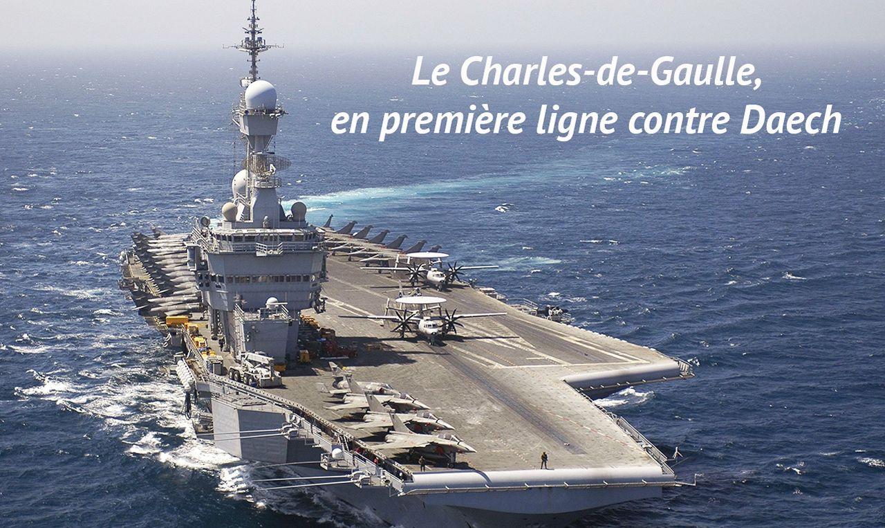 Tout Savoir Sur Le Porte Avions Charles De Gaulle