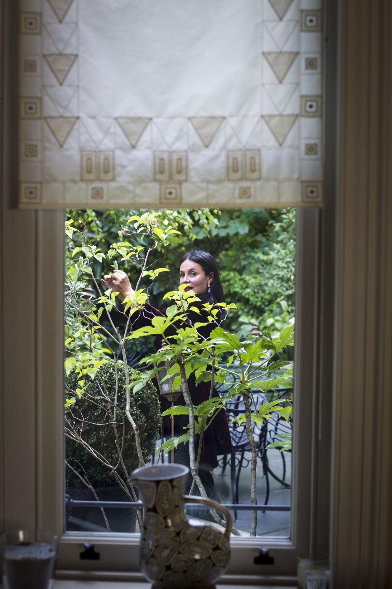 Le huis clos vert anglais de Terry de Gunzburg - Le Figaro