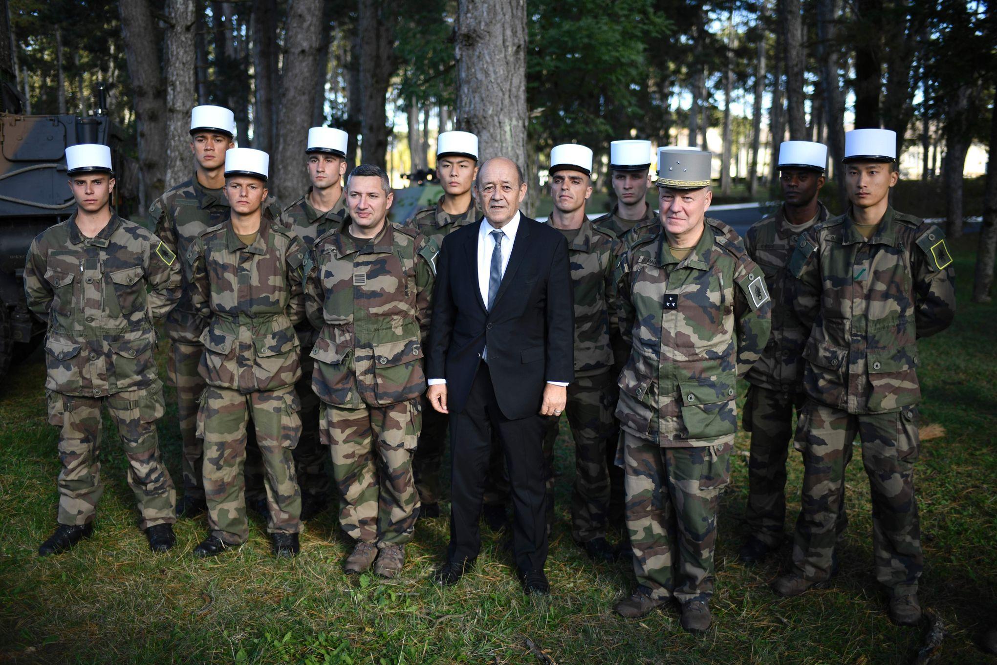 camp militaire de suippes